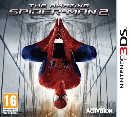 The Amazing Spider-Man 2 til 3DS