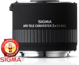 Sigma Telekonverter 2x EX DG APO for Nikon