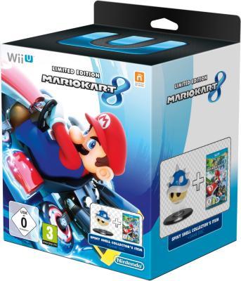 Mario Kart 8 Wii U - Limited Edition til Wii U