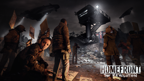 Homefront: The Revolution til Mac