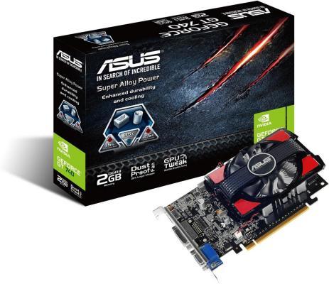 Asus GeForce GT 740 2GB