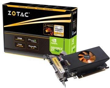 Zotac GeForce GT 740 2GB  DDR3