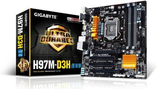 Gigabyte GA-H97M-D3H