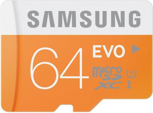 Samsung Evo microSDXC 64GB UHS-I