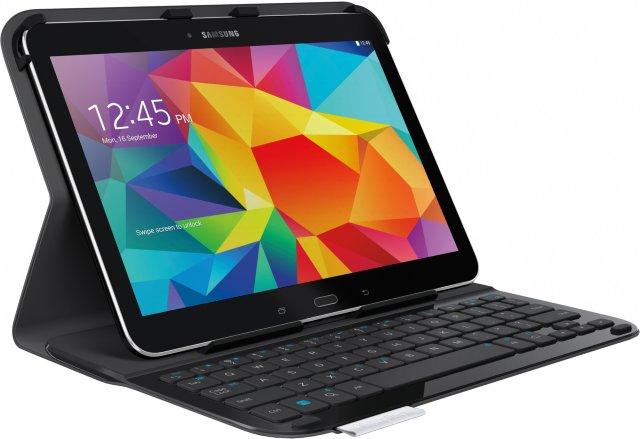 Logitech Ultrathin Keyboard Folio Samsung Galaxy Tab 4 10.1