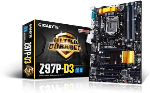 Gigabyte GA-Z97P-D3