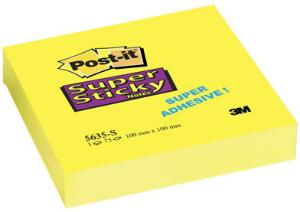 3M POST-IT Block