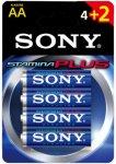 Sony Stamina Plus AA - 4stk