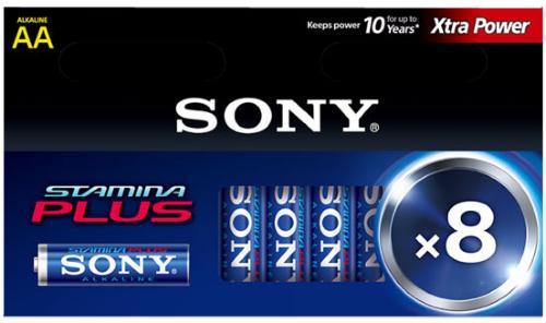 Sony Stamina Plus AA - 8stk