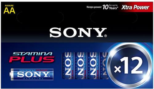 Sony Stamina Plus AA - 12stk