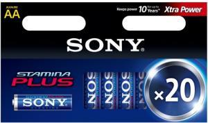 Sony Stamina Plus AA - 20stk