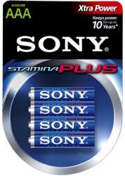 Sony Stamina Plus AAA - 4stk