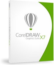 Corel CorelDRAW Graphics Suite X7 Oppgradering