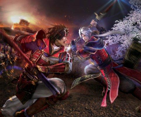Samurai Warriors 4 til Playstation Vita