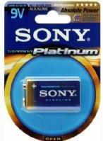 Sony Stamina Platinum 9V 6LR61