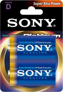 Sony Stamina Platinum D - 2 stk