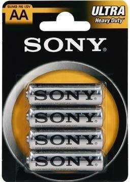 Sony AA R6 - 4 stk