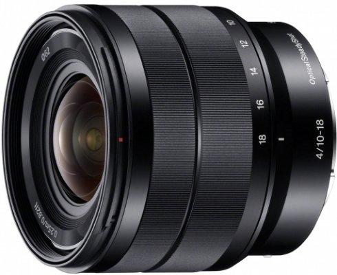 Sony NEX 10-18MM F4