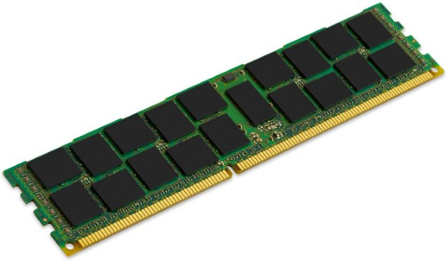 Kingston DDR3 1600MHz ECC 4GB