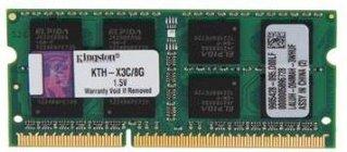 Kingston DDR3 1600MHz SODIMM 8GB