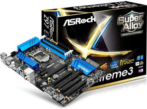 ASRock Z97 Extreme3