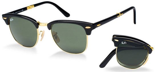 Ray-Ban Folding Clubmaster RB2176