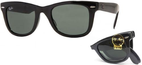 ray ban folding  Ray Ban Folding Wayfarer - Ficts