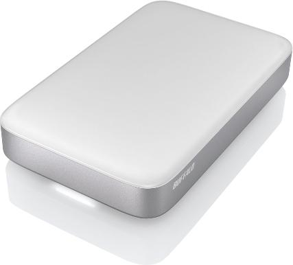 Buffalo MiniStation Thunderbolt Portable SSD 256GB