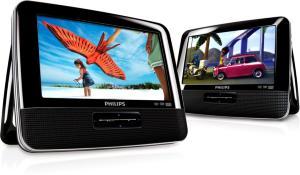 Philips PD7042 bærbar DVD-spiller