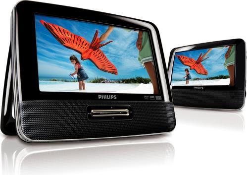 Philips PD7022 bærbar DVD-spiller