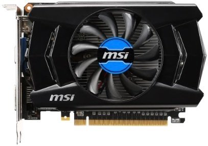 MSI GeForce GTX 750 1GB