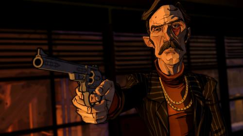 The Wolf Among Us: Episode 5 til Xbox 360