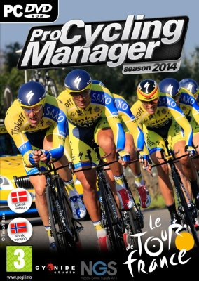 Pro Cycling Manager 2014 til PC