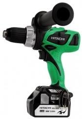 Hitachi DS18DBL (2x5,0Ah)