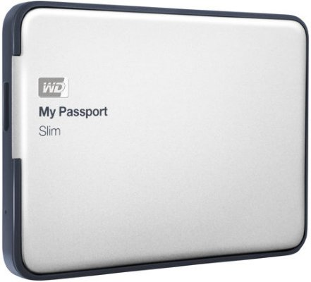 Western Digital My Passport Pro 2TB