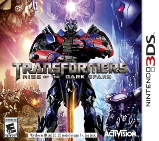 Transformers: Rise of the Dark Spark til 3DS