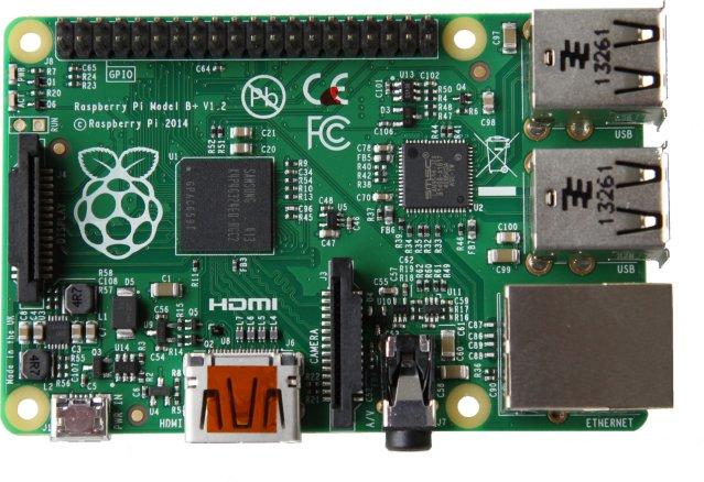 Raspberry Pi Model B+