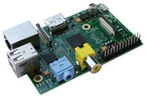 Raspberry Pi Model B Rev 2
