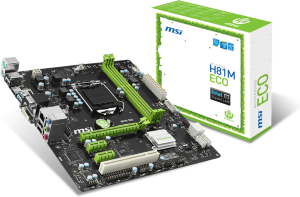 MSI H81M Eco
