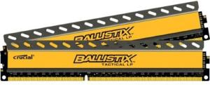 Crucial Ballistix Tactical LP DDR3 1600MHz 8GB CL8 (2x4GB)