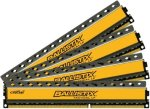 Crucial Ballistix Tactical LP DDR3 1600MHz 16GB CL8 (4x4GB)