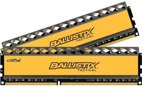 Crucial BallistiX Tactical DDR3 1600MHz 8GB CL8 (2x4GB)