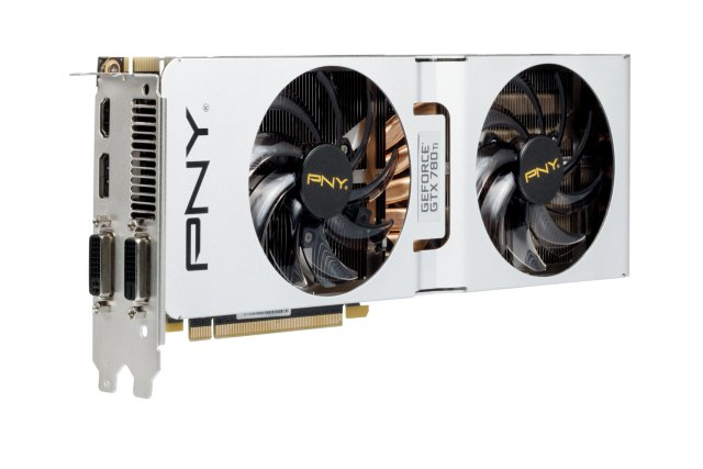PNY XLR8 GeForce GTX 780 Ti PP