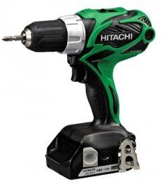 Hitachi DS18DSAL (2x2,0Ah)