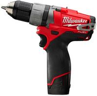 Milwaukee M12 CDD-202C (2x2,0Ah)