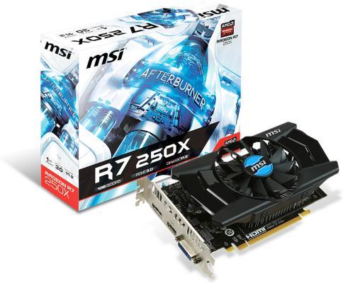 MSI Radeon R7 250 OC 1GB