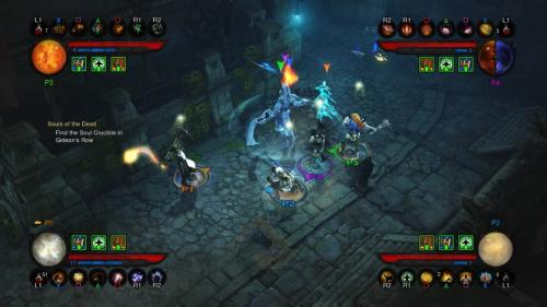 Diablo III: Ultimate Evil Edition til PlayStation 3