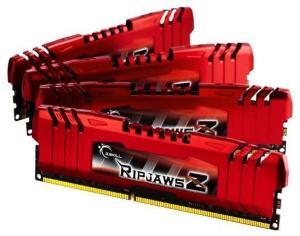 G.Skill RipjawsZ DDR3 1600MHz 16GB CL9 (4x4GB)