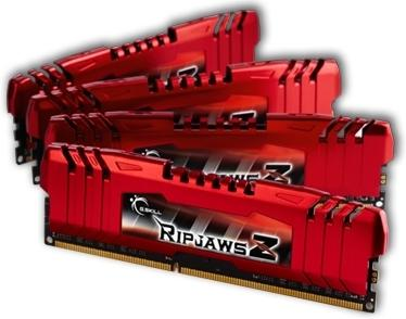 G.Skill RipjawsZ DDR3 1866MHz 16GB CL9 (4x4GB)