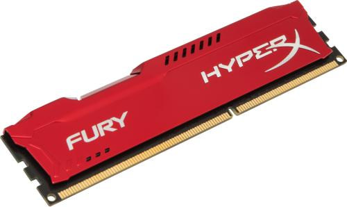 Kingston HyperX Fury DDR3 1600MHz 8GB CL10 (1x8GB)